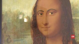 VIDEO: Mona Lisa 'Meksiko' di Pameran 'Brown Belongings'