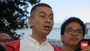 Politikus PSI Rian Ernest Maju Pilkada Batam Jalur Independen