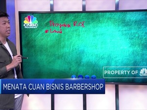 Potensi Raih Cuan Lewat Bisnis Barbershop