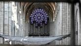 Katedral Notre Dame sudah resmi masuk tahap restorasi, diperkirakan bangunan utamanyaakan rampung saat musim gugur.