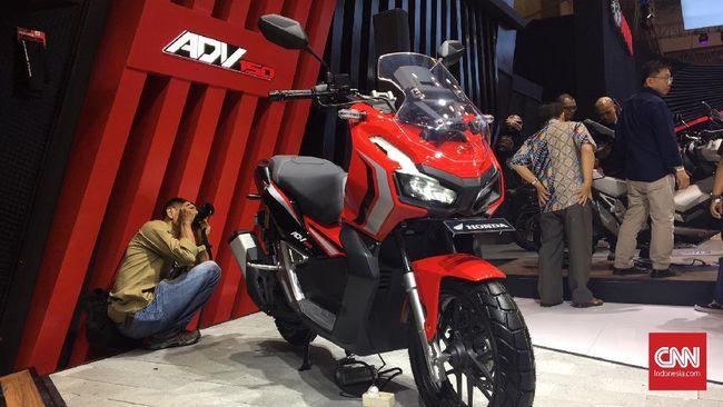 Honda ADV 150 cc, X-ADV Versi 'Kerdil'