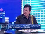 Ini Alasan RI Harus Nego Ulang Tax Treaty dengan Singapura