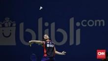 Gregoria Lolos ke 16 Besar Kejuaraan Dunia Bulutangkis