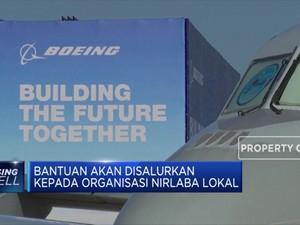 Boeing Berikan USD 50 Juta Bagi Keluarga Korban 737 Max