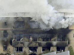 Korban Tewas Kebakaran Studio Animasi Jepang Bertambah Jadi 24 Orang