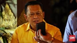 Ketua DPR Tolak Terlibat Revisi UU MD3