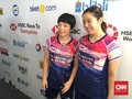 Pekik Suporter Indonesia Bikin Raket Ganda China Penyok
