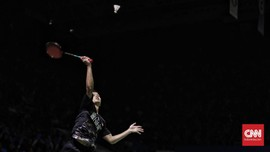 BWF World Tour Finals: Ginting Gembira Jarang Eror
