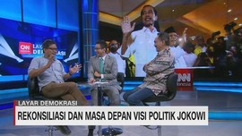 VIDEO: Oposisi Terancam Usai Pertemuan Jokowi-Prabowo?
