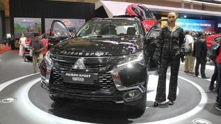 Pajero Sport 'Facelift' Belum Tahun ini Meluncur di Indonesia