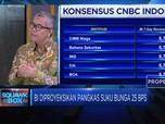 Core Indonesia Proyeksikan BI Tahan Suku Bunga