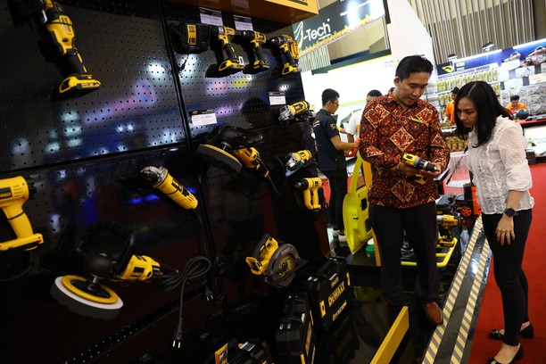 Stanley Black & Decker Indonesia Hadir di GIIAS 2019