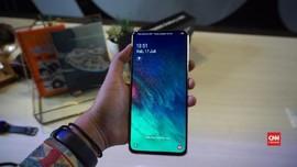 VIDEO: Banderol Samsung Galaxy A80 Beda Tipis dengan S10e