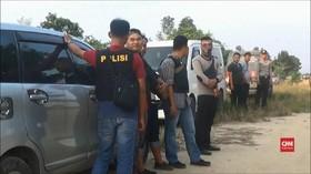 VIDEO: Polisi Jaga Ketat Lokasi Bentrok di Mesuji Lampung