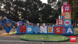 5 Spot <i>Instagramable</i> di Indonesia Open 2019