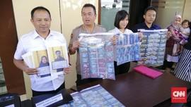 Polda Jatim Bekuk Sindikat Penipu 'Cashback' di Tokopedia