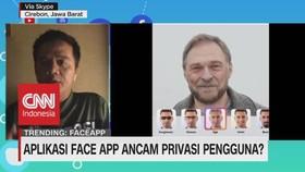 VIDEO: Aplikasi Face App Ancam Privasi Pengguna?