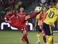 FOTO: Arsenal Kalahkan Munchen Lewat Gol Telat