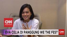 VIDEO: Eva Celia di Panggung We The Fest