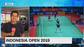 VIDEO: Tiket, Jadwal & Hasil Indonesia Open Hari Ini