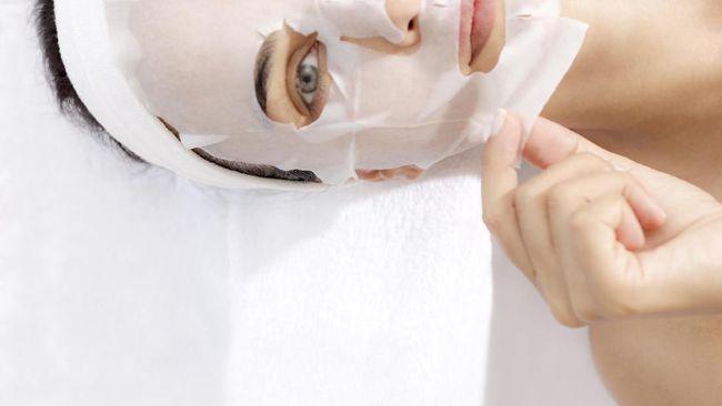Cara Tepat Menggunakan Masker Wajah