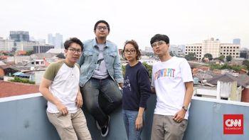 Tak Ada Target Album, Grrrl Gang Pilih 'Menikmati' Napas