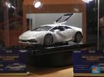 Wow, Miniatur Lamborghini Lapis Kristal Ini Dijual Rp 40 Juta