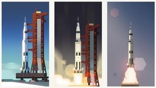 Kisah di Balik Google Doodle Hari Ini, Misi Apollo 11