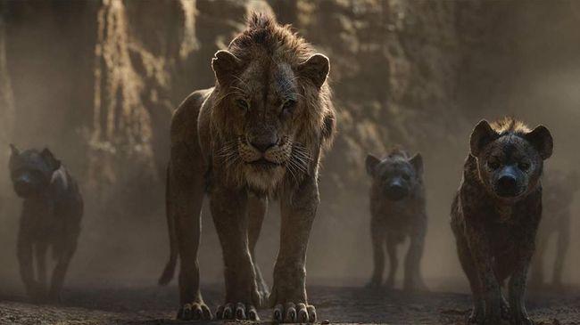 Box Office Korea Pekan Ini, 'Lion King' Masih 'Mengaum'