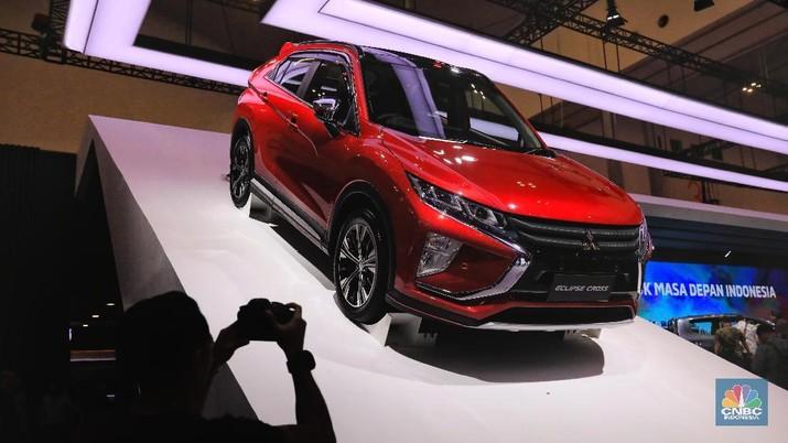 Mobil Baru yang Diluncurkan di GIIAS 2019 (CNBC Indonesia/ Andrean Kristianto)