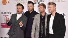 Westlife Ajukan Sederet Permintaan untuk Konser di Indonesia