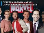 Ini Dia Jagoan Marvel dengan Kekayaan Fantastis!