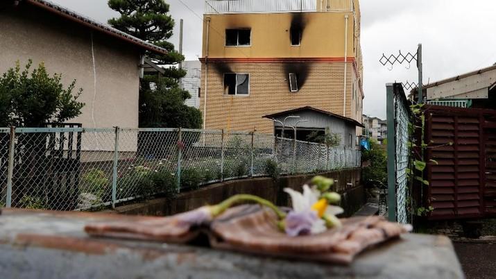 Kondisi Terkini Pasca Kebakaran Studio Kyoto Animation