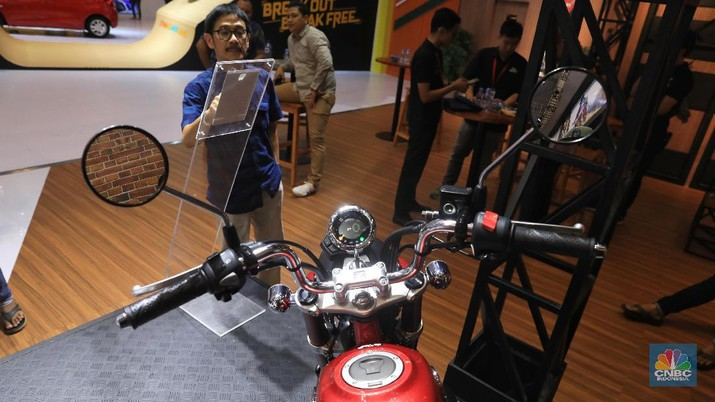 Gokil! Demi Honda Monkey di GIIAS, Bikers Rela Tunggu 2020