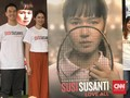 Perjuangan Sang Legenda di Teaser 'Susi Susanti - Love All'