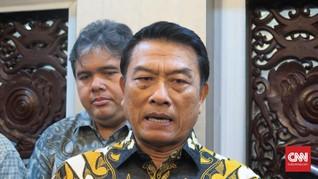 Moeldoko: Kegiatan TNI dan Polri di Nduga Perlu Dievaluasi