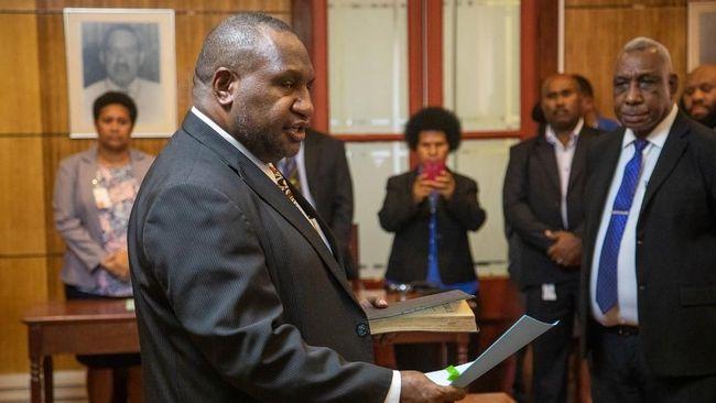 Papua Nugini Pinjam ke China untuk Bayar Utang US$8 M