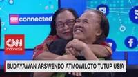 VIDEO: Budayawan Arswendo Atmowiloto Tutup Usia