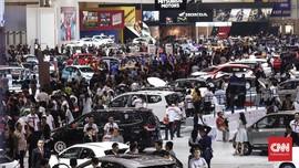 Jokowi dan 'Angka Keramat' 1 Juta Penjualan Mobil