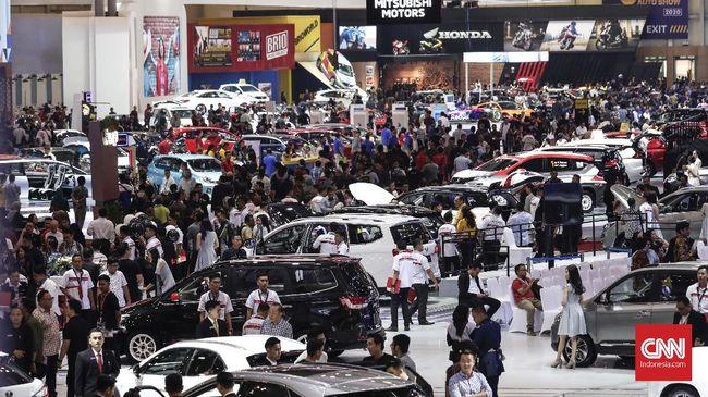 Rasio Kepemilikan Mobil di Indonesia 99 Unit per 1.000 Orang