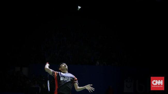 Jonatan Melaju ke Babak Kedua Kejuaraan Dunia Bulutangkis