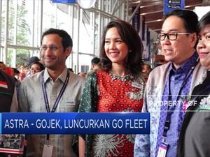 Go-Fleet, Perkawinan Bisnis Astra dan Gojek