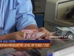 Rupiah Menguat Ke Level Rp 13.890/USD