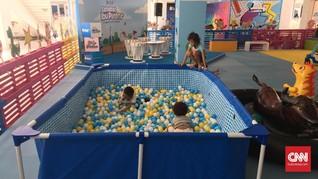 Zona Bermain di Indonesia Open Bisa Usir Kebosanan Anak