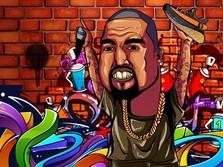 Andai Tak Ada Yeezy, Kanye West Tak Mungkin Sukses
