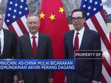 China  -  AS Akan Kembali Nego Dagang