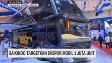 VIDEO: Gaikindo Targetkan Ekspor Mobil 1 Juta Unit