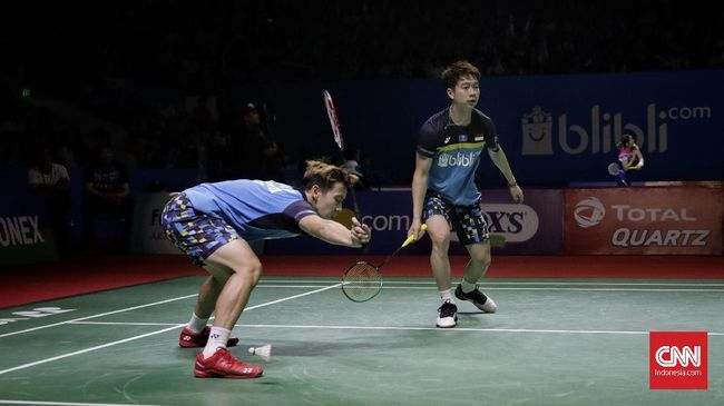 Live Streaming Semifinal Indonesia Open 2019