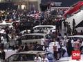 Imbas Pilpres, Penjualan Mobil Anjlok pada Semester I