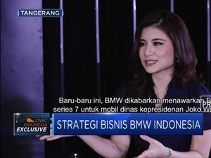 Ini Kata Bos BMW Indonesia Soal Mobil Kepresidenan